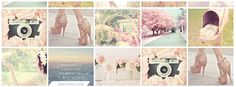 Girly Collage {Collages Facebook Timeline Cover Picture, Collages Facebook Timeline image free, Collages Facebook Timeline Banner}