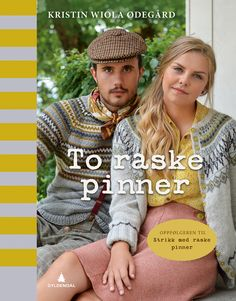 Kjøp hos Tanum Ark Bokkilden Adlibris Haugen Bok I denne boka finner du 40 mønstre på plagg som...