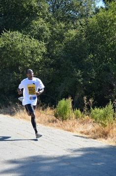 Jerry Carry Half Marathon Winner John Weru http://www.waterhope.org/blog.php