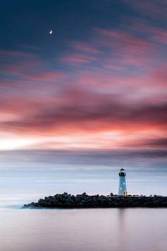 Santa Cruz Harbor by Matt Hofman