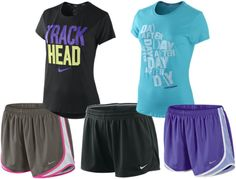 Nike Women's Fitness Set from the Nike Outlet Store