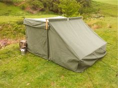 The Mini Baker/Campfire Tent | Wild Canvas - free in the weaves