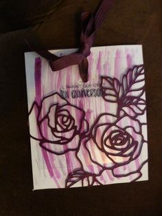 11b Martine Rose Garden Card
