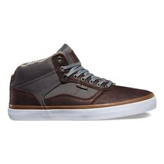 The Desert Cowboy Bedford, a heritage-based lace-up mid top with a slim modern…
