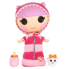 Lalaloopsy Littles Doll - Blanket Featherbed.Opens in a new window