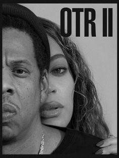 Beyoncé & Jay OTR II 6th June - 2nd October 2018