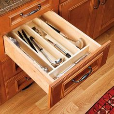 Have to have it. Rev-a-Shelf Wood Utility Tray Insert - $30.87 @hayneedle