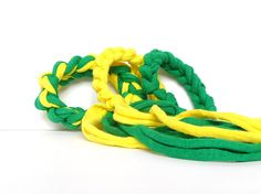 Brazilian crochet bracelets for women for the Soccer by COLOROGY, €18.00