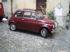 Italia Fiat 500    #TuscanyAgriturismoGiratola