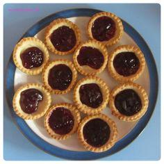 CWA Australia recipes • Jam Tarts simple pastry recipe and tart recipe here