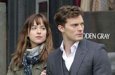 'Fifty Shades Darker' Stars Jamie Dornan And Dakota Johnson Feuding Over Popularity? - http://www.movienewsguide.com/fifty-shades-darker-stars-jamie-dornan-dakota-johnson-feuding-popularity/150725