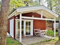 """Ferienhaus """"Göhrli"""" in Göhren + 40m², max. 4 Personen + Ethanol-Kamin, West-Terrasse + tolle, komfortable Ausstattung + unmittelbare Strandnähe"""