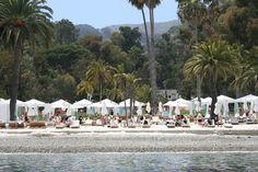 Descano Beach Club Catalina Island