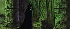 And check out her evil throne. All real villains have an evil throne. | 23 Reasons Maleficent Is The Most Badass Disney Villain