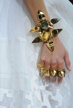 Givenchy: Paris Fashion Week Haute Couture A/W 2009/10