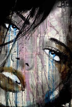 "Saatchi Art Artist LOUI JOVER; Drawing, ""whether or not"" #art"
