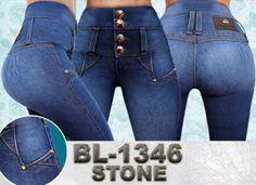 Jeans #pushup #estilo #colombiano #acinturado