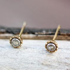 Shine like a jewel from the sea in these fairy tale like earrings. Diament designs