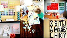 27+ Outrageously Beautiful DIY Wall Art Projects That Will Enhance Your Decor