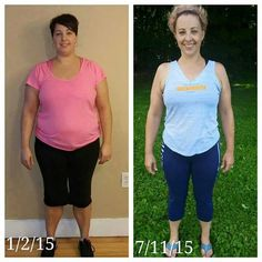 No weight loss then sudden drop