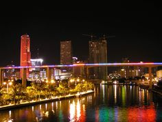 Miami River | Metrorail Bridge