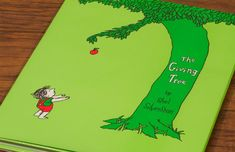 The Giving Tree by Shel Silverstein. A controversial, and sad book, but one of our favorites.