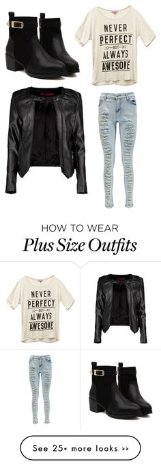 """""""Untitled #91"""" by jennessa02 on Polyvore featuring Wet Seal and Boohoo"""