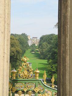 Germany - Allemagne, Potsdam - Souci Palace