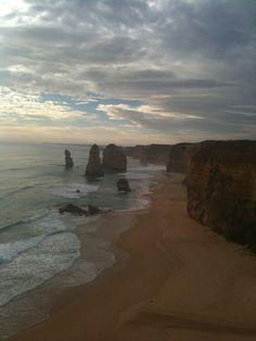 Great Ocean Road à Victoria