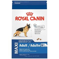 ROYAL CANIN SIZE HEALTH NUTRITION MAXI Adult 5 dry dog food 30Pound >>> Visit the image link more details.