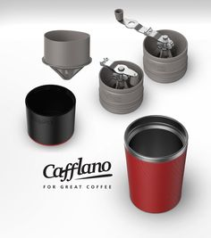 Cafflano Klassic is all in one coffee maker tumbler includes all necessary hardwares for great cup of coffee. In order to enjoy fresh brew coffee, you only need Cafflano Klassic and your favourite beans.