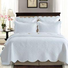Calla Angel Sage Garden Luxury Quilt