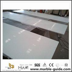 Quartz Countertops, Kitchen Countertops, Color Quartz, White Mirror, Kitchen Tops, Light Effect, Quartz Stone, Pure Products, Glass