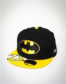 Batman Viza Spill Flatbill Hat