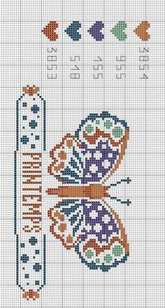 borboleta gráfico