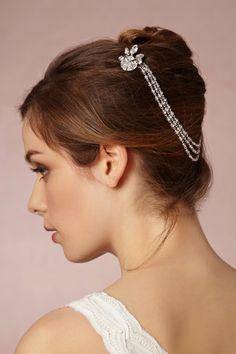 Wedding - Vera Headpiece from BHLDN