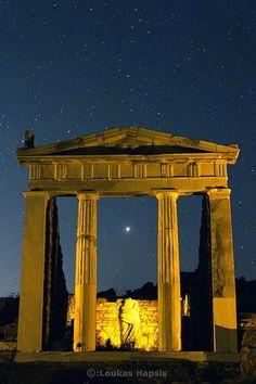 Δήλος.Ναός της Ίσιδος.