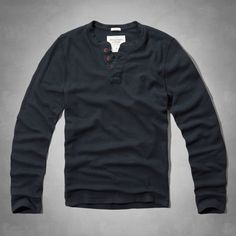 Schofield Cobble Waffle Henley