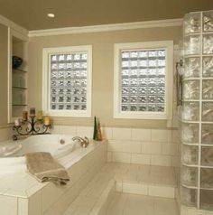 Secrets Nobody Tells You About Glass Block Windows Glass Block - Installing glass block windows bathroom