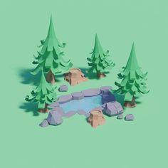 Forrest paper assets