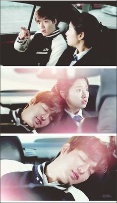Lee Min Ho and Park Shin Hye ♡ The Heirs when guys play around The Heirs Kdrama, Park Shin Hye Heirs, Heirs Korean Drama, Lee Min Ho Kdrama, Korean Dramas, Choi Jin Hyuk, Kang Min Hyuk, Park Hyung Sik, K Pop