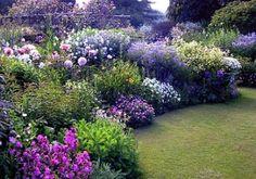 English garden by Azizah