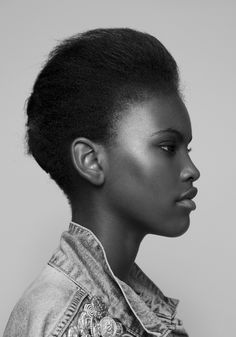 Amilna Estevão is the winner of the Elite Model Look Angola 2013 competition