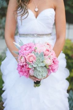 Your Wedding in Colors: Mint Green and Baby Pink - Your Wedding in Colors - Tips