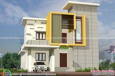 1700 sq-ft modern residence