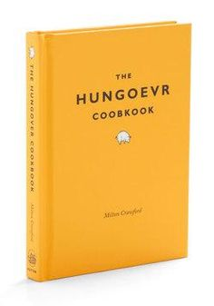 the hungover cookbook, officially the best cookbook of all time