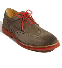 Suede Oxford...lovely