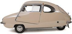BAMBINO - 200 - 1955  Alweco in Veghel onder de naam 'Bambino' in licentie wordt gebouwd.