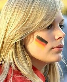 World Cup and Euro Girls Soccer Girl Germany Football Team, Hot Football Fans, Fifa Football, Football Girls, Soccer Fans, Girls Soccer, Football Art, Argentina World Cup, Brazil World Cup