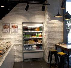 Panel, Architecture, Modern, Design, Furniture, Home Decor, Brick, Walls, Restaurants